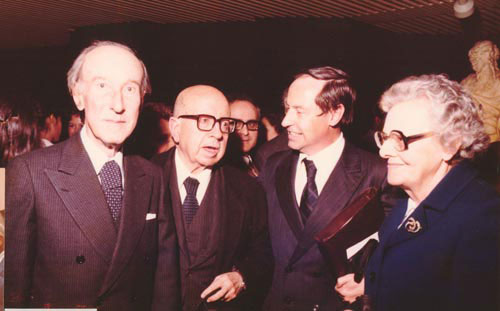 1980, Centro Cultural de la Villa, Madrid: